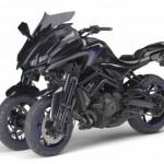 MWT-9: o projeto original de três rodas da Yamaha