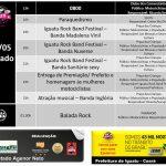 IGUATU MOTO WEEK 2016: Confira a programação