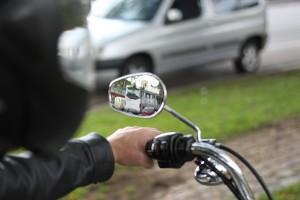 Cuidados com motociclistas