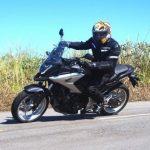 TESTE HONDA NC 750X
