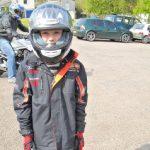 CUIDADO ao transportar crianças na garupa da moto