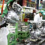 A Honda anunciou que chegou à marca de 500 mil motores de 160 cm³