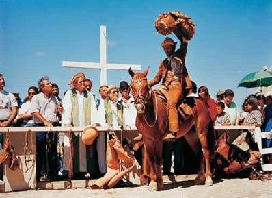 Uma das mais belas histórias de coragem, fé e cultura nordestina!