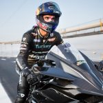 Piloto turco chega aos 400 km/h com a Kawasaki Ninja H2R