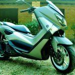 RODAMOS 300Km no scooter Yamaha NMax 160.