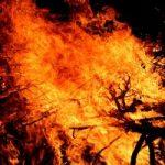 O risco de acidentes por conta das queimadas. Veja a dica