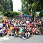 Ladies of Harley Fortaleza realiza ação beneficente para crianças vítimas de violência.