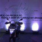 BMW inaugura fábrica de motos em Manaus para produzir 9 modelos