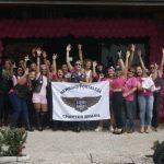 Ladies of Harley promove ação de conscientização da prevenção do câncer de mama no Outubro Rosa