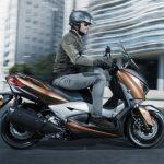 Vem aí o scooter XMax 300 da Yamaha