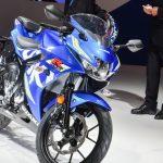 Salao de Colônia – Suzuki revela a GSX-R 125 – porta de entrada para o mundo das esportivas