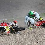 Itália avalia reduzir imposto para proteger motociclista