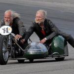 O velho e a moto. Sobre tradição, respeito e irmandade.