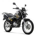Crosser Yamaha com novas cores