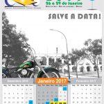 Rio de Janeiro: Salão Moto Brasil de 26 a 29 de janeiro de 2017