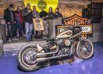 Street Bob Third Time Lucky da Harley-Davidson Tarraco, vencedora da final Ibérica daBOTK