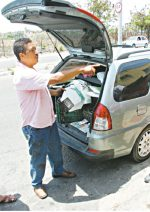 Descoberto desmanche de motos em Fortaleza, Ceará