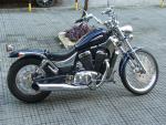 MINHA VIDA, MINHA MOTO: A história de uma Suzuki Intruder '99. Por Ricardo Sampaio