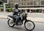 Polícia de Baurú, SP intensifica fiscalização de motociclistas sem CNH.