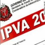 São Paulo: Motos usadas pagarão menos IPVA em 2011