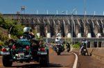 Encontro do Brazil Riders em Foz do Iguaçu movimenta a cidade!