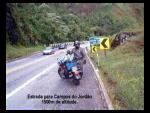 Moto: São Paulo a Campos do Jordão e Pico do Itapeva em Pindamonhagaba.