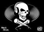 Cresce apreensão de CDs pirata.