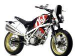 Husqvarna deverá lançar motos para estrada.