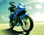 Lançamento da moto Traxx Dunna 600