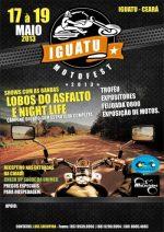 Uma das Bandas do IGUATU MOTO FEST 2013 – Lobos do Asfalto