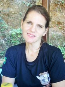 Cláudia Leite: jornalista e motociclista
