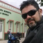 Além de ensinar o novo desafio: visitar os 184 municipios do Ceará.