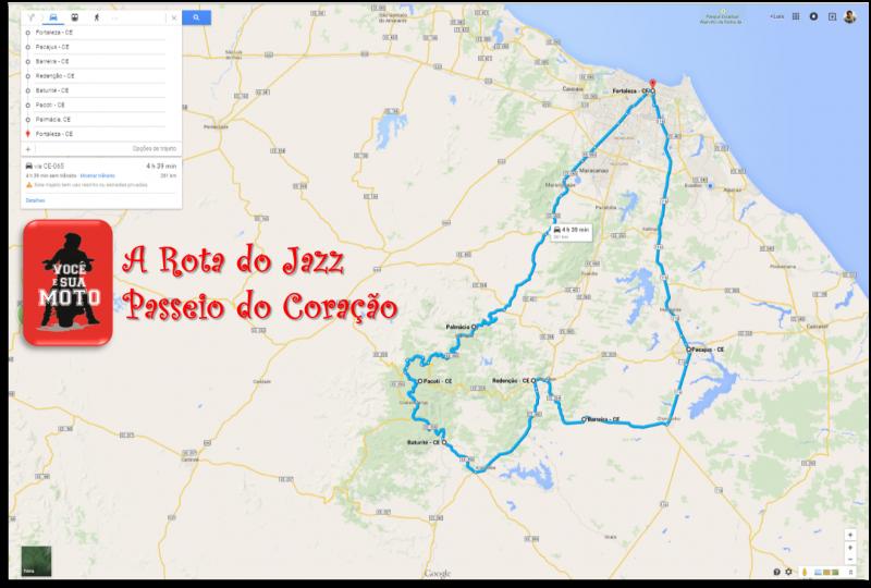A 'Serra Verdadeira' e a Rota do Jazz no Ceará