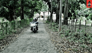 Estrada de pedra