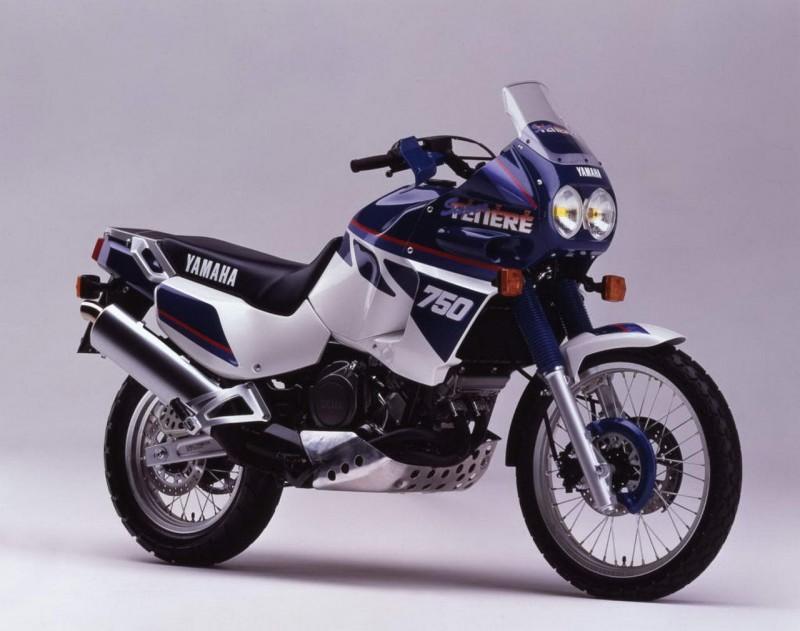XT750z Super Ténéré 1990