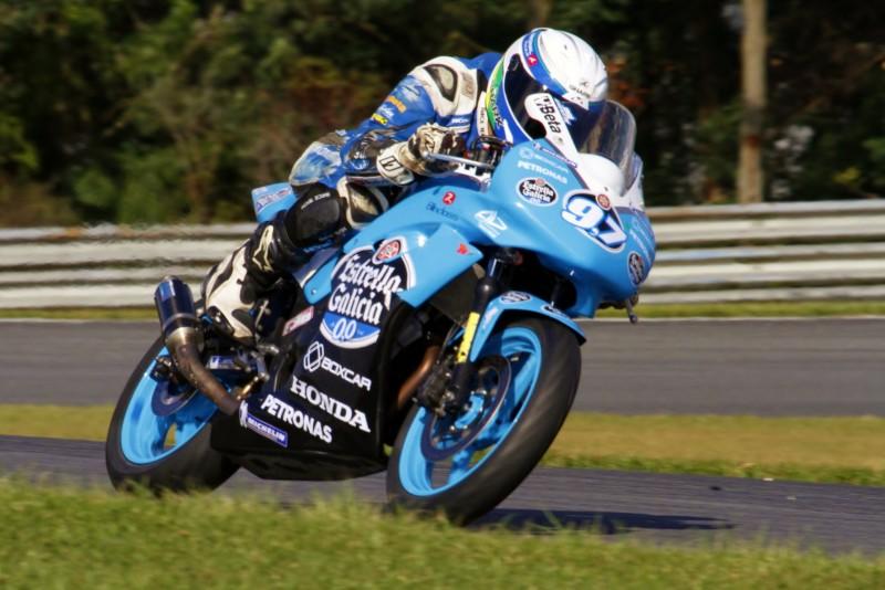 José Duarte crava melhor volta e bate recorde na GPR 250