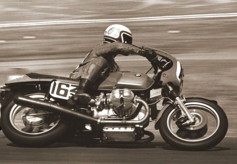 Reg Pridmore, campeão da temporada de 1976 durante o US Superbike