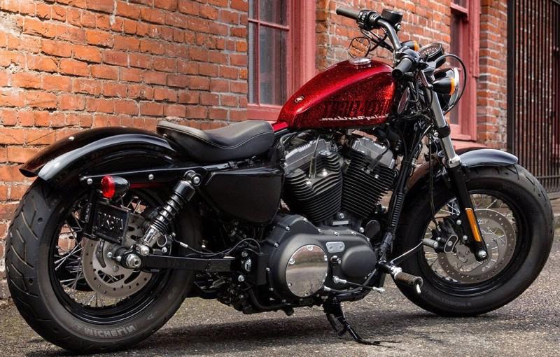 2015 Harley Davidson Forty-Eight
