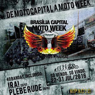 O 'moto week' e a 'rapadura' são de todos nós!