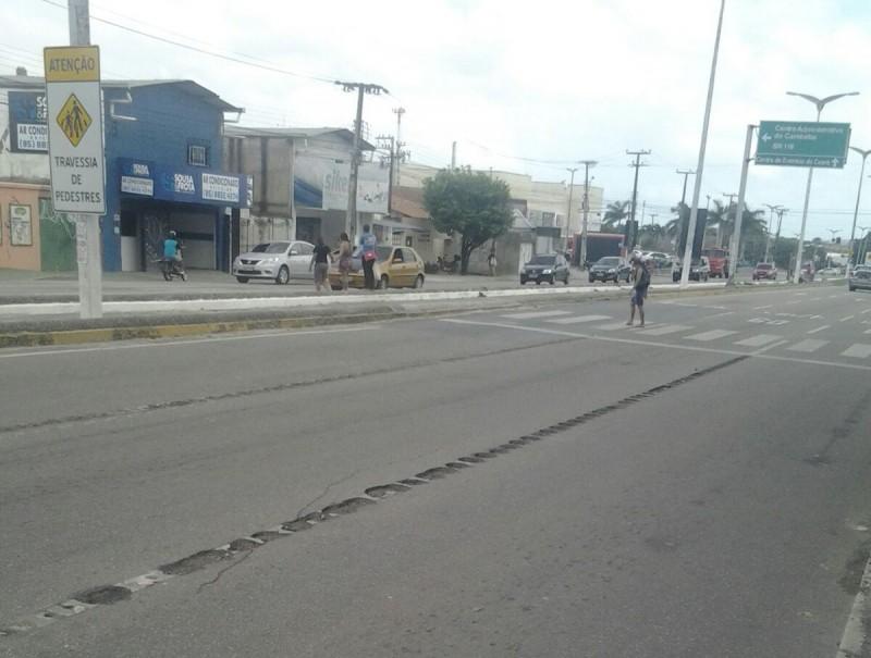 Ceará: Engenharia de trânsito faz mais uma vítima!