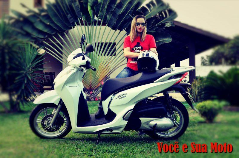 Testamos o scooter HONDA SH300I – Força, economia e conforto