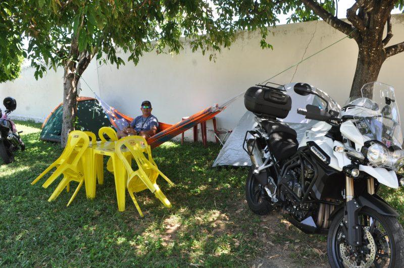 Como fazer seu evento motoclubista: O CAMPING