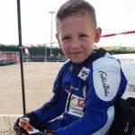 Criança que morreu em competição de minimoto salva 5 vidas