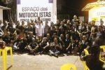Motociclistas comemoram inauguração de espaço cedido a eles