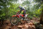 Tunico Maciel assume a liderança das motocicletas no Rally Piocerá